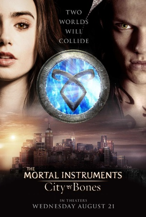 The Mortal Instruments-City of Bones- The Movie