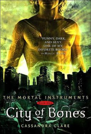 The Mortal Instruments-City of Bones Book