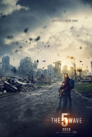 The 5th Wave Movie- Review by Reads & Reels