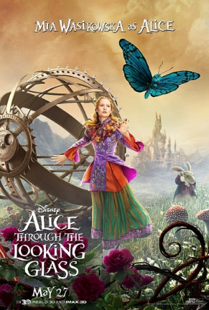 Through the Looking Glass - Disney Live Action - Johnny Depp