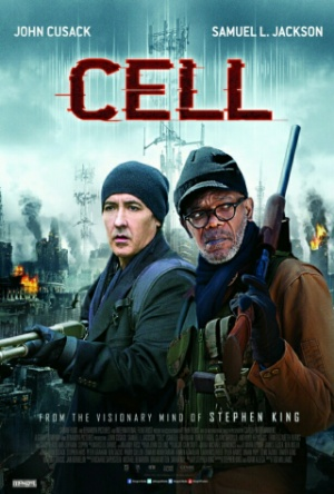 Cell- Stephen King- John Cusack
