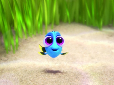 Baby Dory - Finding Dory