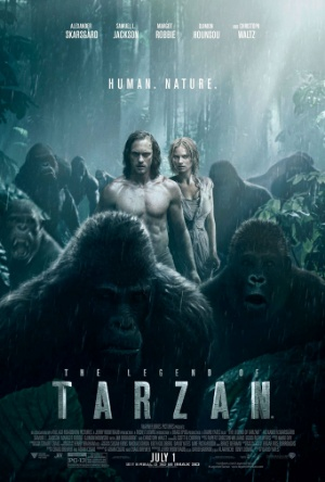 The Legend of Tarzan- Movie Review- Reads & Reels