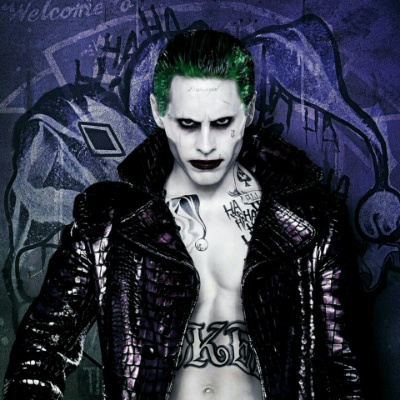 Suicide Squad- Jared Leto as Joker- Reads & Reels