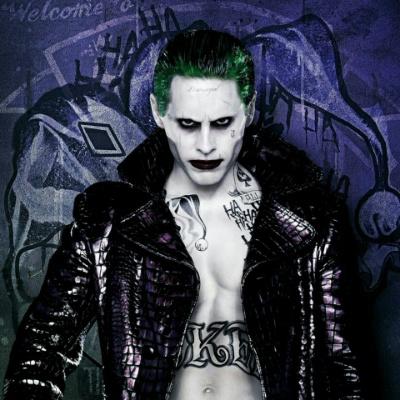 Suicide Squad- Jared Leto as Joker- Reads & Reels