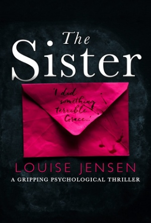 The Sister by Louise Jense - Cover Reveal - Reads & Reels
