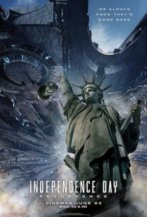 Independence Day 2: Resurgence-Movie Revie-Reads&Reels