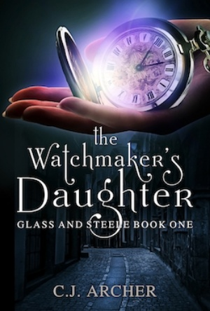 The Watchmaker's Daughter-Cover Reveal-Reads and Reels