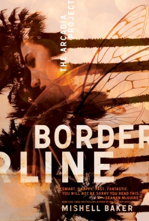 Borderline by Mishell Baker-Guest Blogger-Ryan Elainska-Reads & Reels