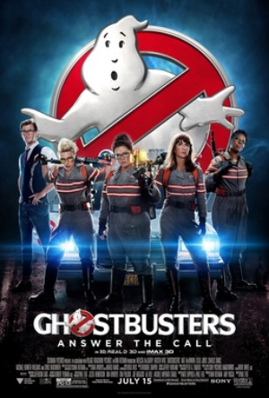 Ghostbusters 2016-Movie Review-Reads & Reels