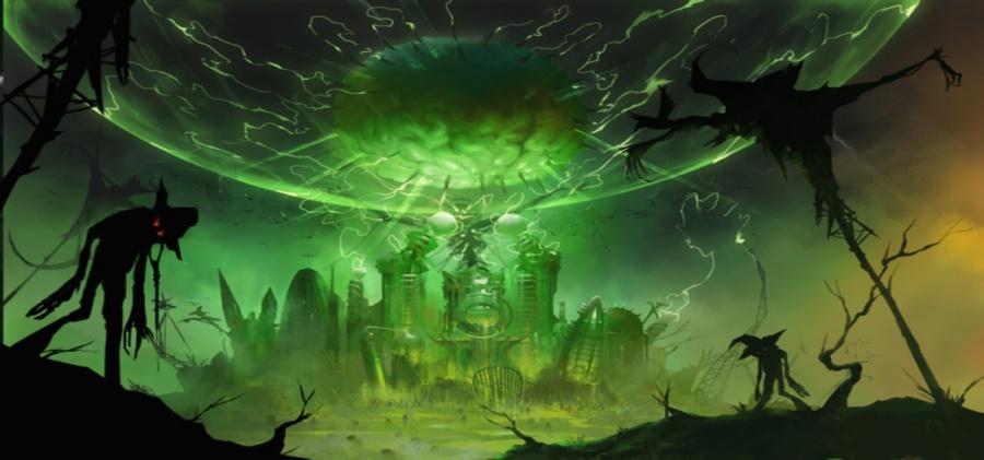 Emerald City-Unknown Artist- Yellow Brick War-Reads & Reels