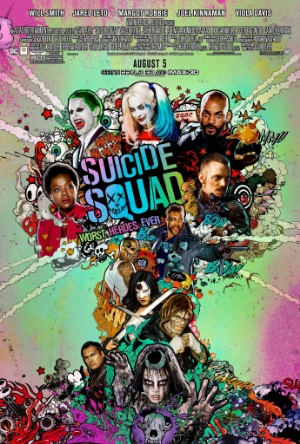 Suicide Squad-Movie Review-Reads & Reels
