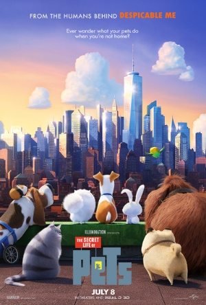 Secret Life of Pets - Movie Review - Reads & Reels