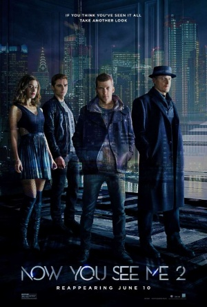 Now You See Me 2-Movie Review-Reads & Reels