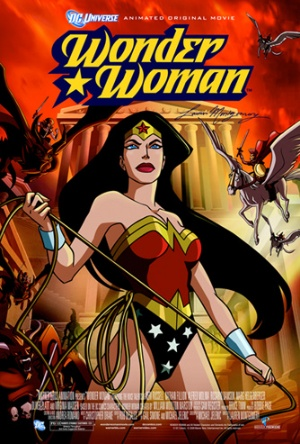 Wonder Woman-2009-Movie Review-Reads & Reels