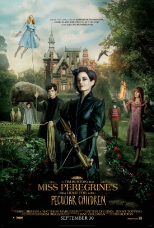 Miss Peregrine's Home For Peculiar Children-Review