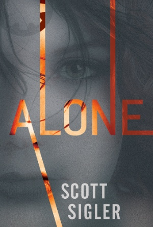 Cover Reveal- Alone-Scott Sigler
