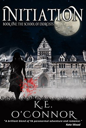 Initiation-School of Exorcists-K.E. O'Connor