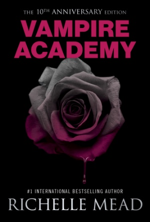 Vampire Academy-10th Anniversary-Richelle Mead