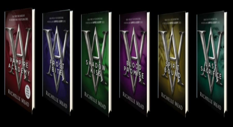 Vampire Academy Series-Richelle Mead