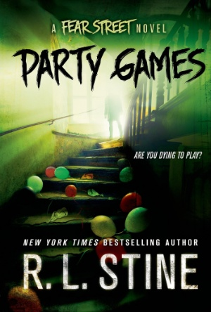 Fear Street-Party Games-R.L. Stine-Review-Reads & Reels