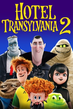 Hotel Transylvania 2-Review-Reads & Reels