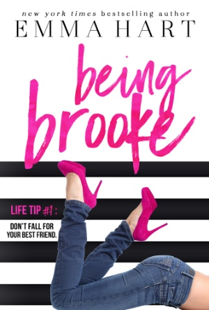 Cover Reveal-Being Brooke-Emma Hart