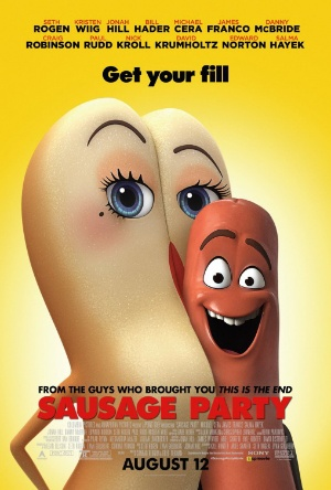 Sausage Party-Movie Review-Reads & Reels
