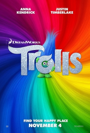 Trolls-Movie Review