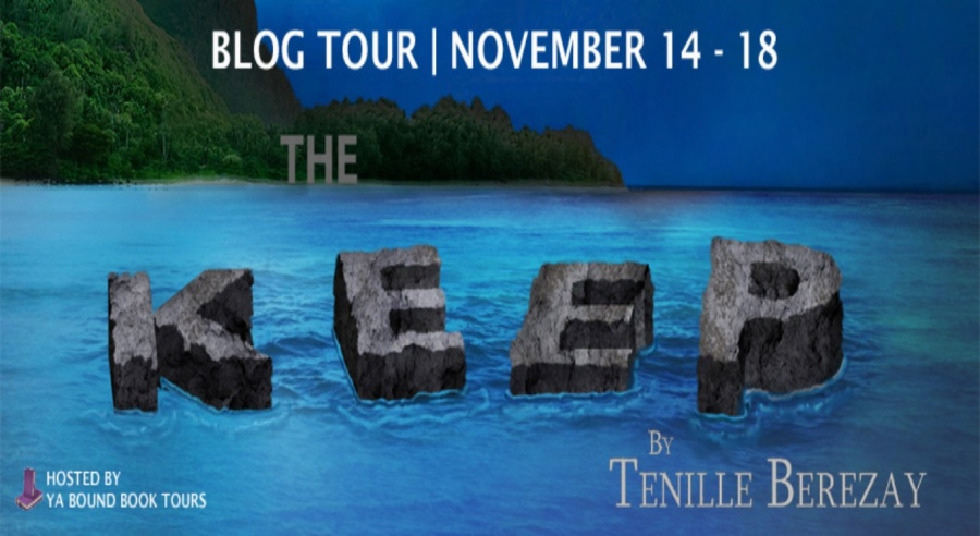 Blog Tour-The Keep By Tenille Berezay