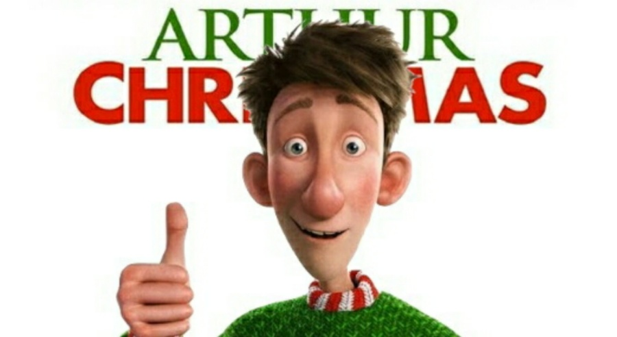 Arthur Christmas- Movie Review