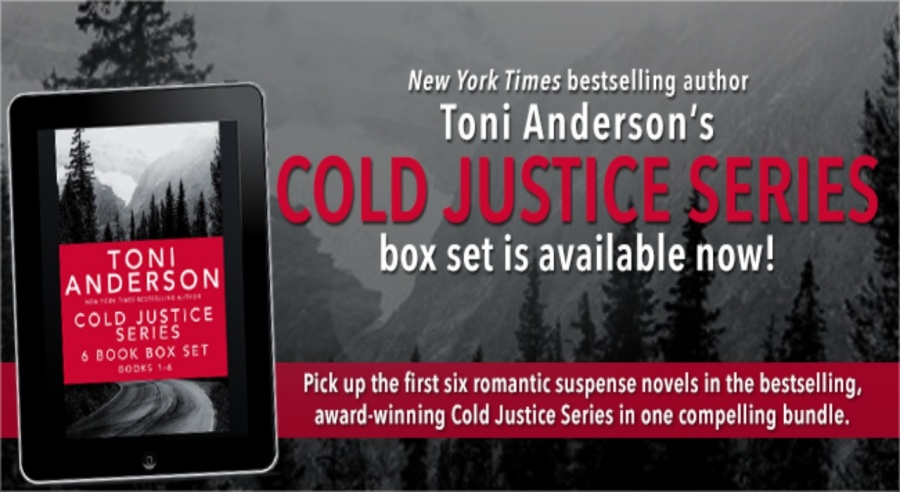 Cold Justice Series-Toni Anderson-Reads & Reels