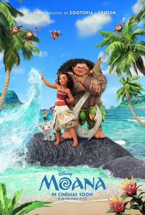Moana Review-Reads & Reels