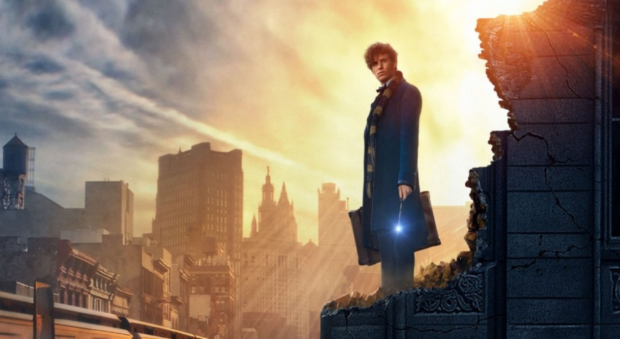 Fantastic Beasts and Where to Find Theme-Reads & Reels Review