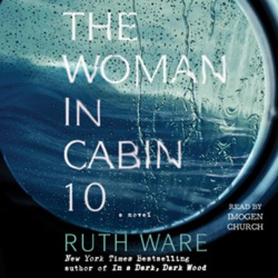 The Woman in Cabin 10 Audio Book Review