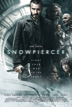 Snowpiercer-Movie Review-Chris Evans-Reads & Reels