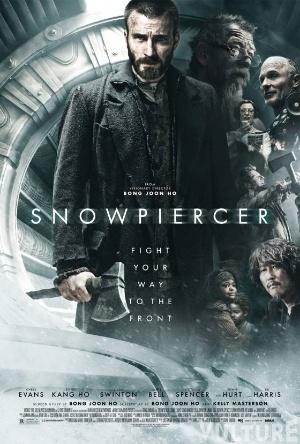 Snowpiercer-Movie Review-Chris Evans-Reads & Reels