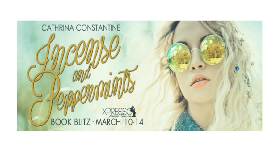 Book Blitz- Incense and Peppermints- Cathrina Constantine