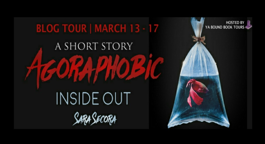Blog Tour- Agoraphobic: Inside Out- Sara Secora