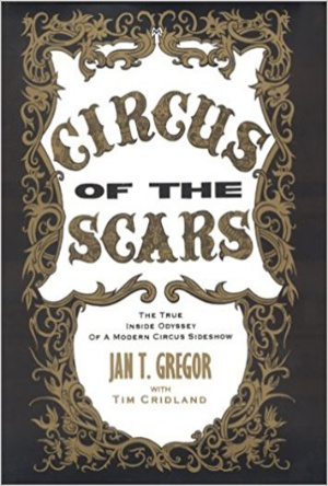 Circus of the Scars- Jan T. Gregor