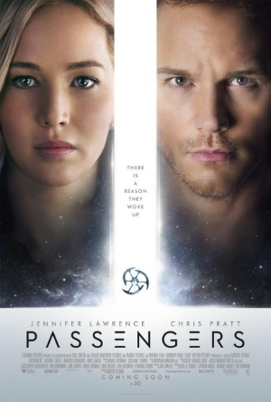 Passengers- Jennifer Lawrence- Chris Pratt- Re