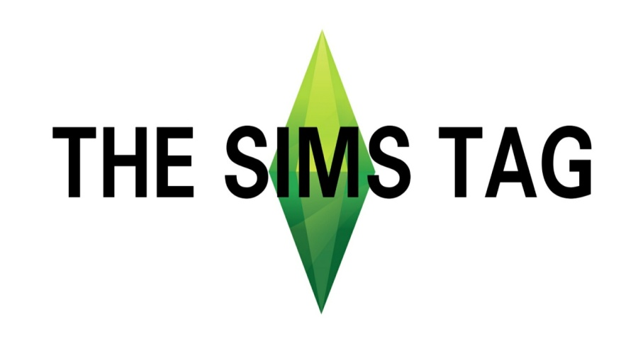 The Sims Tag-Bookish Tags