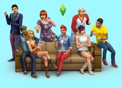 The Sims Tag- Bookish Tags