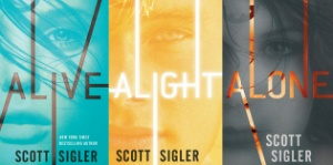 Alive Trilogy by Scott Sigler