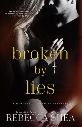 BROKEN BY LIES - cover