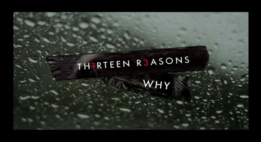 13 Reasons Why- Netflix TV