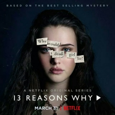 13 Reasons Why- Hannah- Netflix