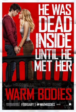 Warm Bodies- Review
