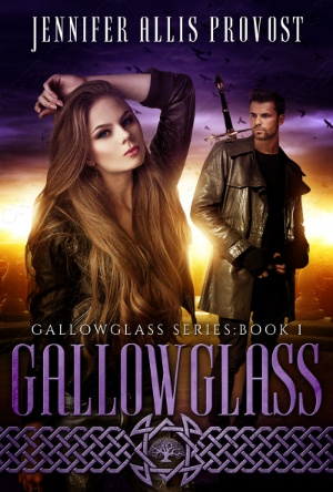 Gallowglass- Jennifer Allis Provost