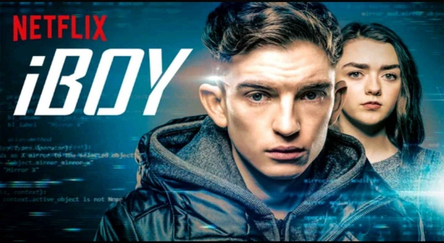 iBoy- Netflix- Review